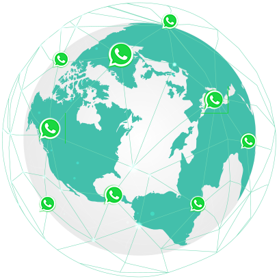 Connect with your customers globally across any mobile OS, device, or carrier